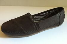 Brand New Luxe Bobs by Skechers Chocolate Memory Foam Women's Shoes size 10, $59
