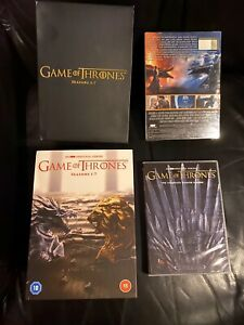 Game of Thrones Box Set Seasons 1-8 Complete