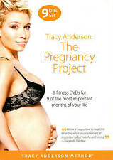Tracy Anderson: The Pregnancy Project (DVD, 2013, 9-Disc Set)