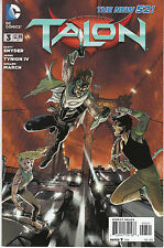 TALON 3B...NM-...2012...Scott Snyder...Andy Clarke Variant Cover...HTF Bargain!