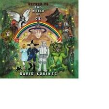 DAVID KUBINEC: Return to the World of Oz GONZO / Voiveprint CD Neu