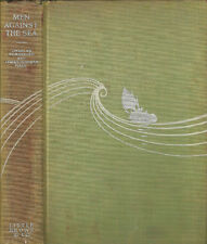 Men Against the Sea by Charles Nordhoff/James Norman Hall Jan.1934 Little Brown