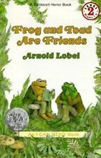 Frog and Toad Are Friends (Hardback or Cased Book)
