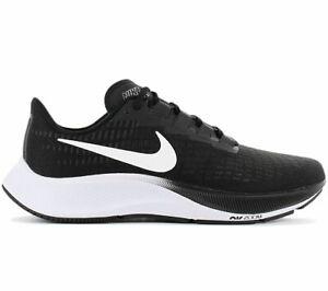 Nike Air Zoom Pegasus 37 Herren Laufschuh Schwarz BQ9646-002 Sport Running Schuh
