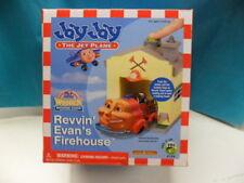 Jay Jay the Jet Plane- Revvin' Evan's Firehouse 11203 2002 for kids 3-7