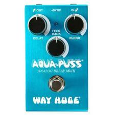 Way Huge WM71 Smalls Aqua-Puss Analog Delay