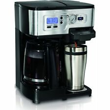 Cuisinart 12-Cup Programmable Thermal Coffee Maker, Black & Stainless