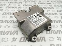 2006 Vauxhall Opel Astra Air SRS Safety Bag Control Module Unit ECU 13188855