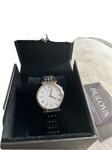 Bulova Mens Watch. New In Box RRP £329