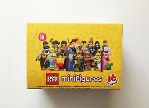 LEGO 71007 Minifiguren Serie 12 - 60x Figuren Komplettes Display NEU & OVP