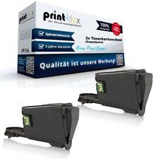 2x Kompatibel Tonerkartuschen für Kyocera FS 1041 1220 MFP Doppelpack