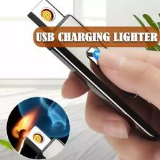 Electric Lighter With USB Rechargeable Great For Candle/Gas Stove/Camping Gifts