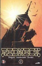 REDNECK #2 1ST PRINT COVER NM SYKBOUND COMICS LIKE IMAGE COMICS