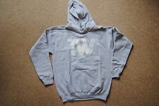 THE WANTED TW LOGO BAND UNISEX HOODIE HOODED SWEATSHIRT YOUTH LARGE NEW OFFICIAL