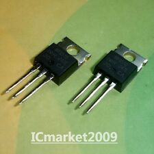 10 PCS IRF9510 TO-220 F9510 Power MOSFET(Vdss=-100V Rds(on)=1.2ohm Id=-4.0A) NEW