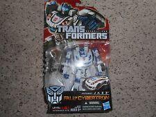 Hasbro Transformers Fall of Cybertron Jazz, MISP Damaged bubble
