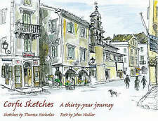 Corfu Sketches: A Thirty-year Journey, Waller, John, Good, Hardcover