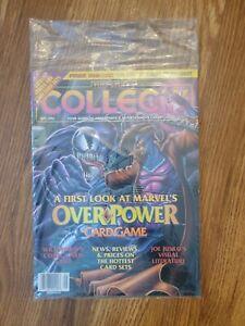 "Tuff Stuff""s Collect! Magazine Sept. 1995 Venom Gambit NEW SEALED"