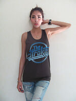 The Strokes Magna logo Music Women's T-Shirt Tank Top Vest Graphic Tee S,M,L New