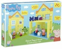 Peppa Pig 'Deluxe Peppa's House' Construction Set (Multi-Colour)