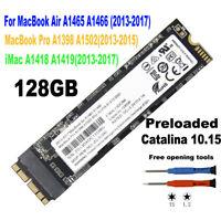 New 128GB SSD Fits 2013 2014 2015 Apple MacBook Air A1465 A1466 MBP A1502 A1398