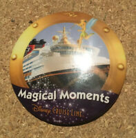 Walt Disney Cruise Line - Magical Moments Badge
