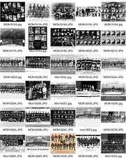 LOT OF 122-4X6 to 5x7 MONTREAL CANADIENS TEAM PHOTOS....ALL DIFFERENT!