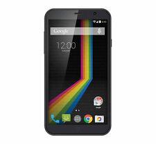"Polaroid A6BK 6"" Unlocked Smartphone, No Contract, 4G HSPA+ Dual SIM GSM, Black"