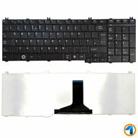 Toshiba Satellite C660-120 Black UK Layout Replacement Laptop Keyboard