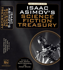 ISAAC ASIMOV'S SCIENCE FICTION TREASURY TWO VOLUMES IN ONE