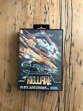 HELLFIRE | Sega Mega Drive | CIB | No Repro