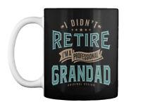 Cool Professional Grandad Gift Coffee Mug Gift Coffee Mug