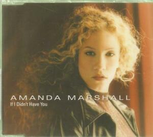 Amanda Marshall(CD Single)If I Didn't Have You-New