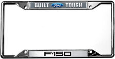 Ford F150 F-150 Truck Chrome License Plate Frame