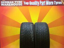 225 50 17  Dunlop - Winter Sport 5 2255017 Part Worn Winter x 2 (E1003)