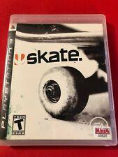 Skate (Sony PlayStation 3, 2007) (CIB) (VG)