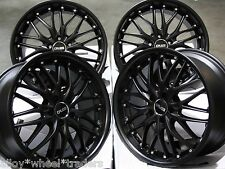 """18"""" BLACK 190 815KG ALLOY WHEELS FIT LAND RANGE ROVER DISCOVERY SPORT BMW X5 E53"""