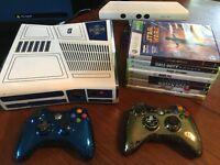 Microsoft Xbox 360 S Console Star Wars Kinect Edition w/320GB + 8 games, HDMI