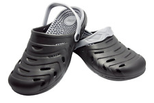 happy shoes Clogs Massage-Wohlfühl-Schuh, Gr 37 schwarz Fußreflex-Massagefußbett