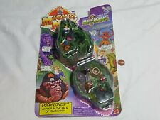 NEW (w/ wear) Mighty Max Tangles with Ape King Toy Set SEALED Doom Zone apeking