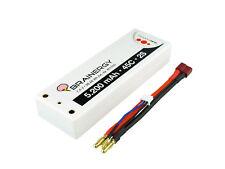 BRAINERGY 2S 7,4V LiPo Akku 5200mAh 45C Hardcase T-Plug 801000 Yuki Model