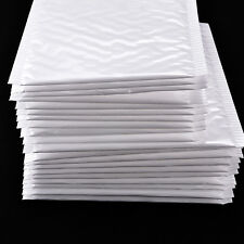 10pc Bulk Bubble Mailers Padded Envelopes Shipping Bags Self Seal Small Items Us
