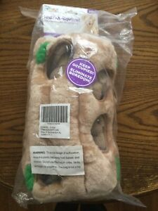 Hide A Squirrel Dog Toy XL Puzzle squeaky plush