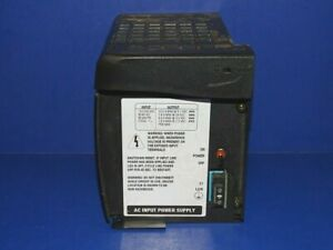 Allen Bradley 1756-PA75 Series A AC Power Supply ControlLogix NO FRONT COVER