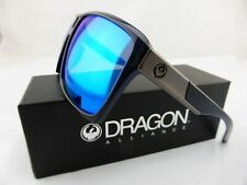 Dragon THE VERSE ION Sunglasses Deep Navy - Blue Ion Lens 41904-414