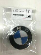 BMW 51148132375 82mm Hood or Trunk Roundel Emblem Badge