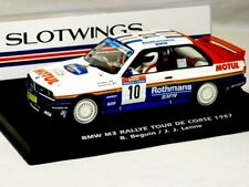 SLOTWINGS W038-01 BMW M3 RALLYE TOUR DE CORSE  1987   NEW 1/32