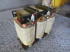 EURO TRAFO, R3-0010-AN, 4 KV, TRANSFORMER, DRY TYPE, 115 A, 3 PH, COOLING AN