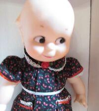 """Jesco 12"""" Kewpie Vinyl toddler Doll"""