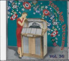 V.A. - TEEN-AGE DREAMS Vol.36 Popcorn & Teenage CD